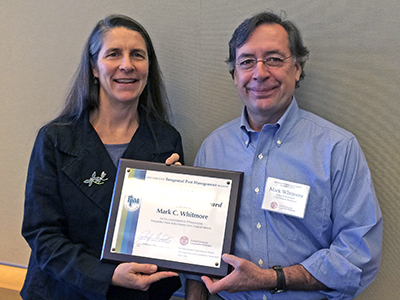 Cornell Forest Entomologist Tackles Tough Pests, Earns Excellence in IPM Award
